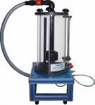 Multimanometer with 8 manometric tubes