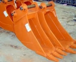 Working Model of Bucket Trencher