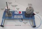 4 Bourdon type Manometers Unit