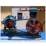 Tow Stage Air Compressor Test Rig