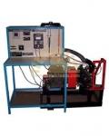 Single Cylinder 2 Stroke Petrol Engine Test  Rig