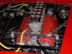 Actual Cut Section Car/Jeep Chassis 4 stroke 4 cylinder Diesel Engine